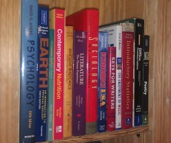 College Textbooks, To Keep or Not to Keep