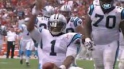 Fantasy Football 2012 Player Profile:  QB Cam Newton (Part 1 of 2)