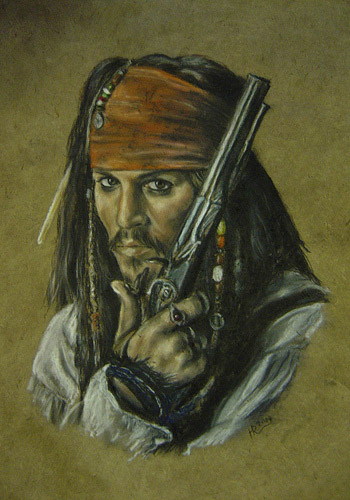 Incredible insight brought Johnny Depp's portrayal of Jack Sparrow to legendary status.
