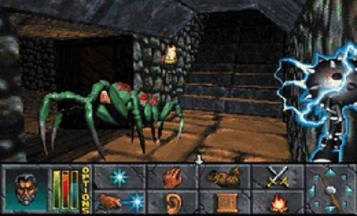 Elder Scrolls II: Daggerfall (1996)