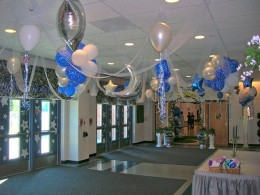 A beginner s guide to plan a prom night at london prom for How can prom venues be decorated