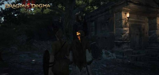 Dragon's Dogma Find the Catacombs in the Seeking Salvation Quest