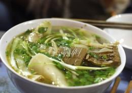 Canh Mang - bamboo shoot canh
