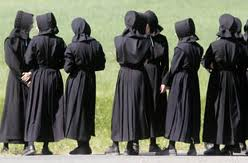 Amish wives & mothers