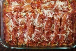 Manicotti-Gift of the Gods