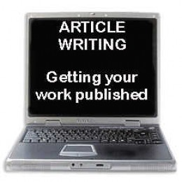 Make Money Writing Articles Online Photo