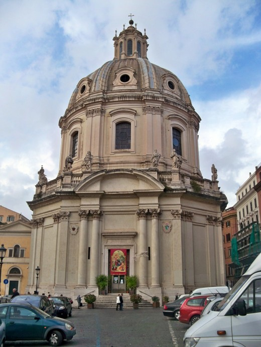 Church of the Most Holy Name of Mary