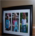 How about a special picture as an anniversary gift idea for your husband?