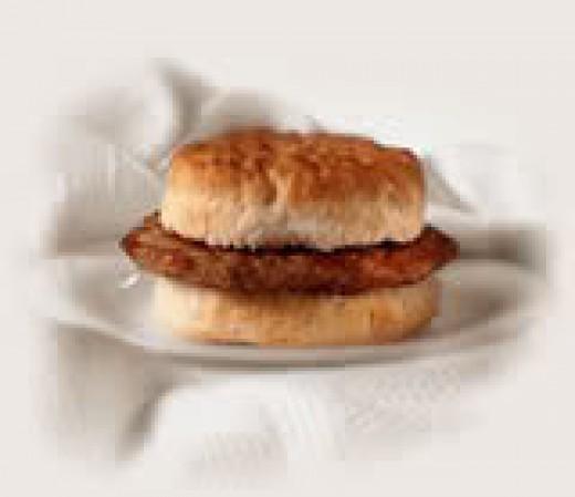 Tasty Breakfast Sandwiches - Yum!