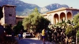 Son Marroig on the Island of Mallorca