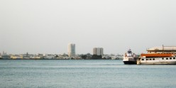 Crossing by Ferry The San Juan Bay