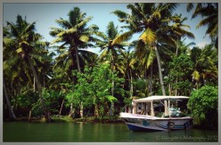 The Backwaters of Kerala, India - Poovar