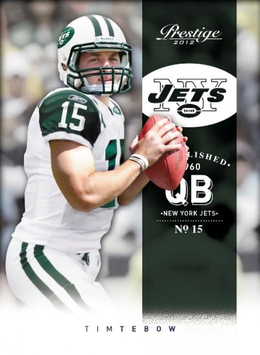 Tim Tebow a New York Jet