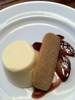 Pannacotta-Simply Heaven on a Plate