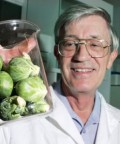 Dr. Rex Harrison says brussel sprouts can be used to fight bladder cancer.