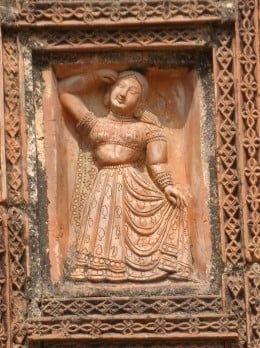 Baiji dancer; Ghurisa