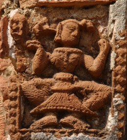 Gaudiya Nrittya; Shyam Ray temple, Vishnupur 2