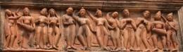 Dance with Kirtan; Lakshmi Janardan temple; Ghurisa