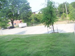 Civil War veterans walked these hallowed grounds.