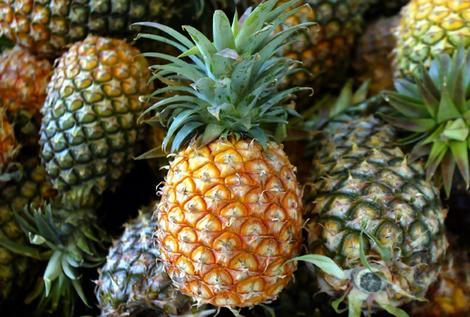 Pineapple -- a smart choice!