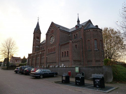 Church, Lemiers, Limburg, The Netherlands