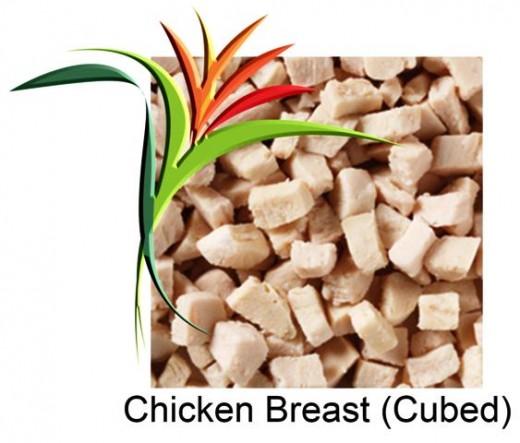 Chicken Breast (Cubed)