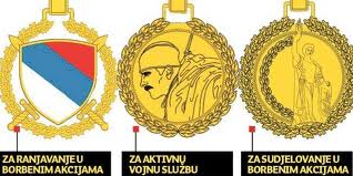 Medals that would Tito himself give to extraordinary men, or women that would archieve some extra results, give extra contribution and etc to the Socialistic Federal Republic of Yugoslavia