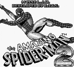 Spider-Man Games: The Amazing Spider-Man 2 for the Game Boy