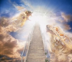 Wouldn't it be cool if there was Facebook in heaven?