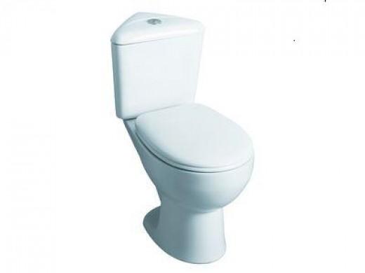 TC Express Corner Toilet