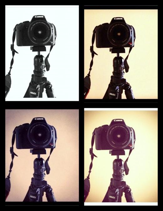 """""""4 Cameras"""""""