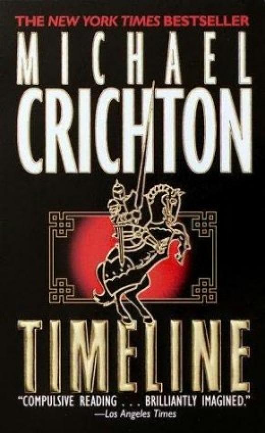 One of Crichton's best.