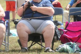 Type 2 diabetes is often caused by obesity.