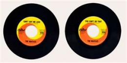 This original 45 from the Beatles could be worth thousands!