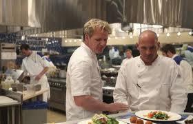 Chefs on Hells Kitchen