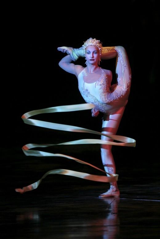 Artist at Cirque Du Soleil