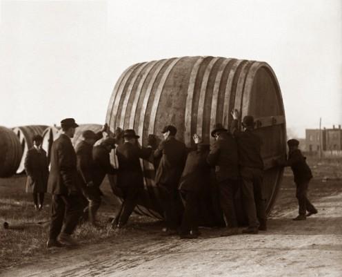 Porter barrel