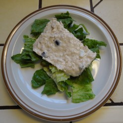 Barb's Tuna Mousse