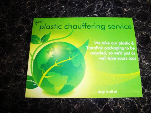 Print leaflets to let people know about your service.