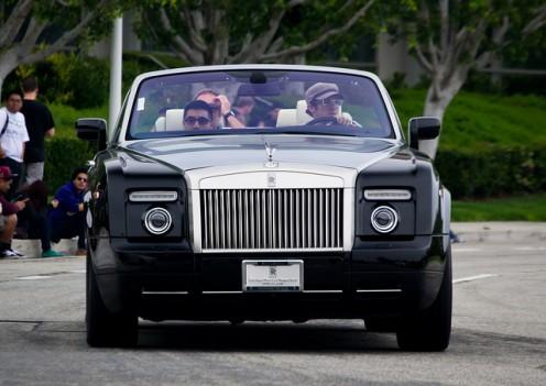 Own a Rolls Royce.