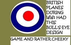 BIGGLES was a fictional British pilot.