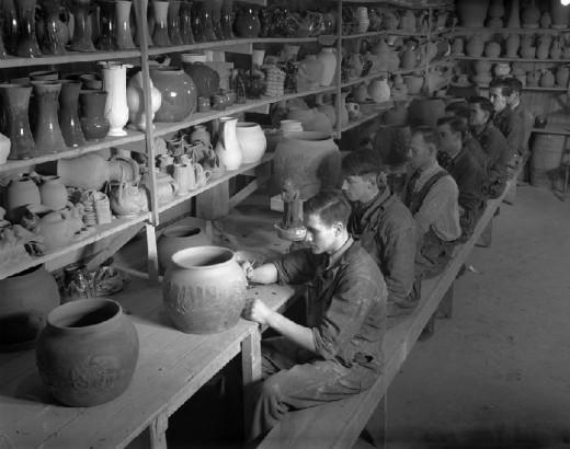 Ceramique de Beauce, 1943
