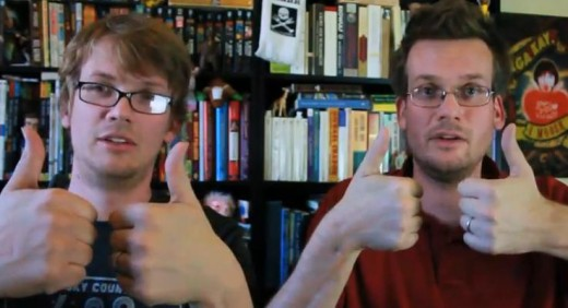 Hank and John: the Vlogbrothers