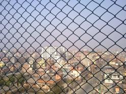 Kathmandu through my balcony