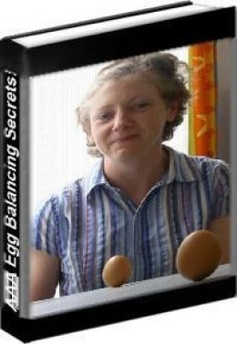 Our book - Egg Balancing Secrets!