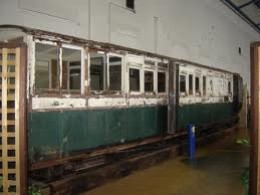 One of the NRM's restoration projects