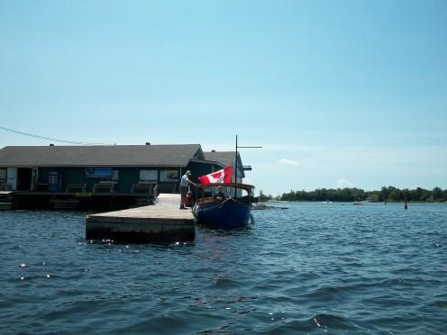 Honey Habour, Georgian Bay, Ontario