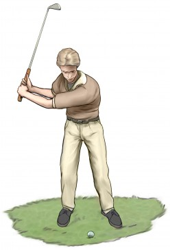 Pitching Golf