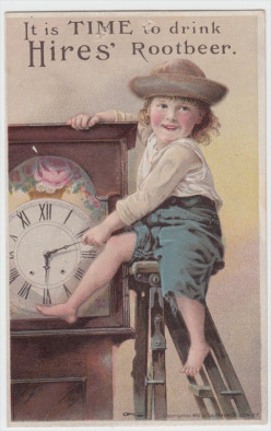 History of Advertising Trade Cards