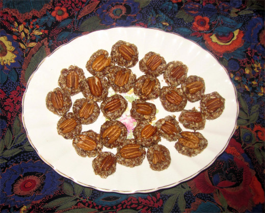 Healthy Easy-to-Make Date Nut Goodies